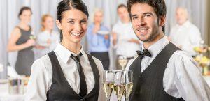 camareros para eventos